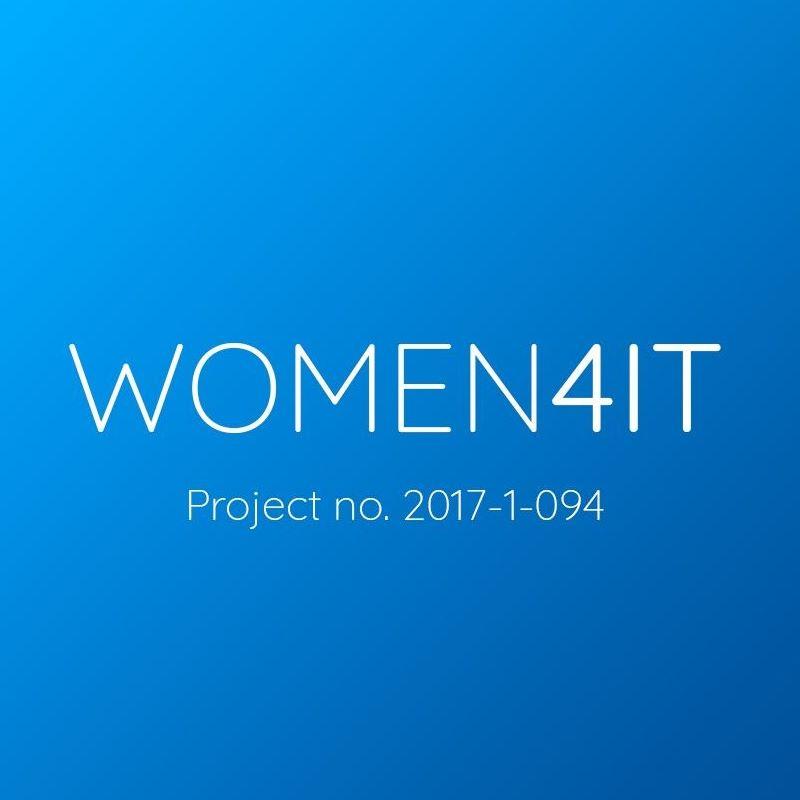 Women4IT logo
